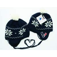 Wholesale in stock NFL beanies adult knited cap 49 styles keeping warm from china suppliers