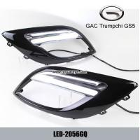 Wholesale GAC Trumpchi GS5 DRL LED Daytime Running Lights car exterior led light from china suppliers
