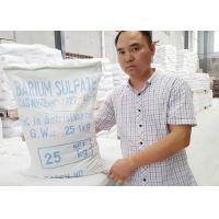 Wholesale Industrial Barium Sulfate Powder CAS 7727-43-7 For Plastic Filler Masterbatch from china suppliers