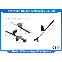 Wholesale 7 inch DVR System under vehicle inspection camera system with for security checking from china suppliers