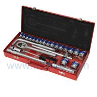 "Wholesale TST25-1/2"" Dr. Cr-V 25pcs Hand Socket Set.,Hand Tool Kit from china suppliers"
