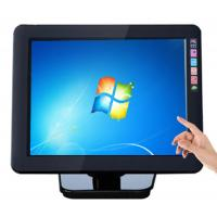 "Wholesale POS 17"" Infrared Touch Screen LCD Monitor Black ABS Case  DC 12V from china suppliers"
