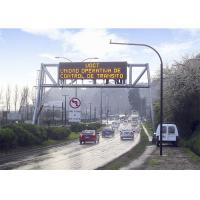 Wholesale P10 outdoor electronic highway signs , full color highway sign boards from china suppliers
