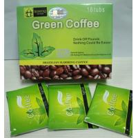 Wholesale Slimming Coffee Tea With Green Coffee, Herbal Extracts And Minerals For Body Slimming from china suppliers