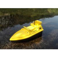 Wholesale Fishing bait boat DEVC-103 yellow DEVICT DESS autopilot radio control brushless motor for bait boat from china suppliers