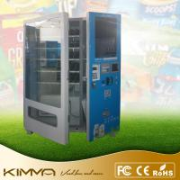 Buy cheap Touch Screen Product Vending Machines Dispenser Vending Cold Beverage Bottled Water from wholesalers