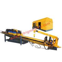Wholesale 990 T High Capacity HDD Horizontal Directional Drilling Machine 8-16 Degree Angle from china suppliers