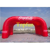 Wholesale Advertising Inflatable Tent / Marquee With Logo For Outdoor Advertising / Promotion from china suppliers