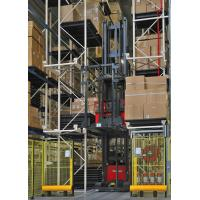 Wholesale 2-12 Levels, Q235B, VAN Metal Narrow Aisle Racking and Shelving System, 1500-3900mm Length from china suppliers