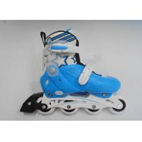 Wholesale Sturdy PP Shell Kids Rollerblades or Roller Skates Shoes With EVA Liner for Girl or Boy from china suppliers