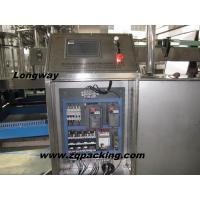Wholesale Flavored Water/Tonic Water/Pop Soda Filling Machine (DCGF18-18-6) from china suppliers