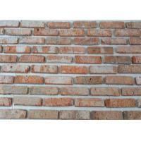 Wholesale Antique Red Old Wall Bricks For Retro Architectural Style 240*50*20mm from china suppliers