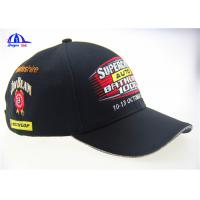 Quality Polyester Ottoman 6 Panel Baseball Cap for Boys for sale