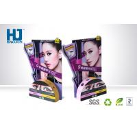 Wholesale Corrugated Advertising Counter Display Box for Cosmetics Mascara from china suppliers