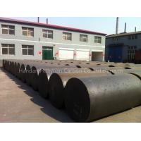 Buy cheap low ash content Nominal  graphite electrodes electrolysis with 4TPI Nipple from wholesalers