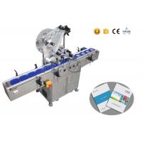 Wholesale 15 - 110mm Label Height Flat Label Applicator Automatic Sticker Labeling Machine from china suppliers