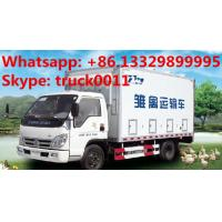 Wholesale Hot sale forland brand 20,000-25,000 day old  chicks transported truck, best price forland baby duck delivery truck from china suppliers