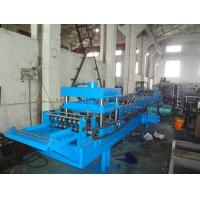 Wholesale Rack Roll Forming Machine Galvanized Steel Cable Tray Forming Line 5 m/min from china suppliers