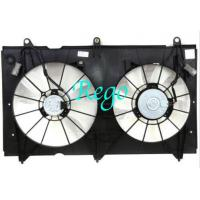 Wholesale High Performance Honda ACCORD Car Radiator Cooling Fan Assembly from china suppliers