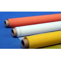 Wholesale 110T Polyester Monofilament Silk Screen Printing Mesh for plastic 1270mm width from china suppliers
