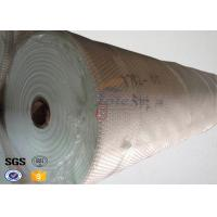 Wholesale 155 Width Glass Fiber Fireproof Fiberglass Fabric for Welding Blanket , Filter Bags from china suppliers