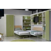 Wholesale Environmental Customized  Space Saving Murphy Bed Furntiure with Table from china suppliers