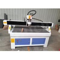 Wholesale 4 Axis Wood Cnc Router Machine , Accuracy Cnc Wood Cutting Machine from china suppliers