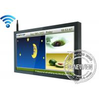 Wholesale 55 inch TFT Wifi Digital Signage , 1500:1 Network LCD Advertising Players from china suppliers