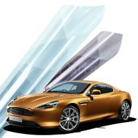 Wholesale High quality 2ply SRC plastic auto window metal tinting film in 1.52*30m from china suppliers