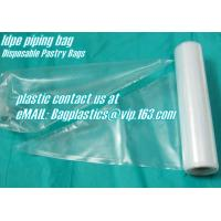 Wholesale pastry bags, plastic bag, packaging bags, storage bags, poly bags, packing bag, food bag from china suppliers