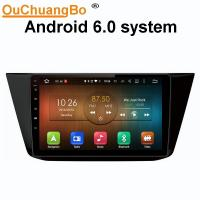 Wholesale Ouchuangbo car radio gps nav android 6.0 for Volkswagen Tiguan 2017 with 1080 Video SWC bluetooth calculator from china suppliers
