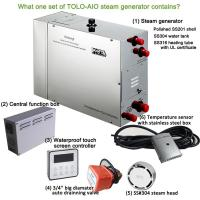 12KW Commercial Steamers Steam Generator With Good Price