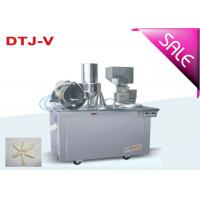 Wholesale Manual / Semi Auto Capsule Filling Machine for Pharmaceutical Factory from china suppliers