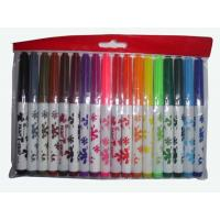 Wholesale customized watercolor marker set, art marker set in personalized printing from china suppliers