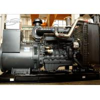 Wholesale Open Type Brushless AC Generator Set , Standby Diesel Generator ISO Standard from china suppliers