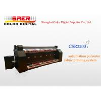 Wholesale Dye Sublimation Flag Digital Textile Printing Machine for Indoor And Outdoor Poster from china suppliers