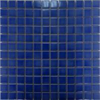Wholesale Dark Blue Ceramic Mosaic Tiles (LY-137) from china suppliers