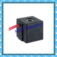 Wholesale Waterproof 21W Pneumatic Solenoid Coil for Packing Machine , OD 14.4mm DC24V from china suppliers