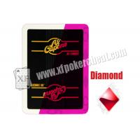 Wholesale Gambling Italian Modiano Al Capone Invisible Playing Cards Poker Games from china suppliers