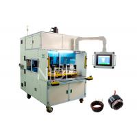 Wholesale Fully Automatic Coil Winding Machine alternator stator winding machine With Eight Working Station from china suppliers