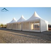 Wholesale Marquee Customized Pagoda Canopy Tent , Pvc Party Tent Water Proof from china suppliers