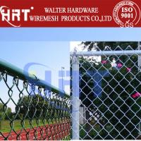 Wholesale Sports playground football field fence from china suppliers