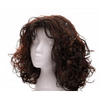 Wholesale High Temperature Fiber Women's Synthetic Hair Wigs Stylish Ultrashort Curly from china suppliers