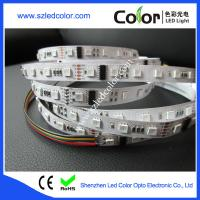 Wholesale 5050 digital rgb dream color dc24v 60led/m dmx led strip from china suppliers