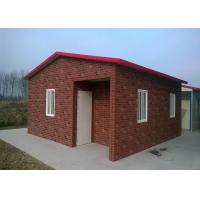 Wholesale Small Square Steel Prefab Bungalow Modular Buildings For Africa Comfortable from china suppliers