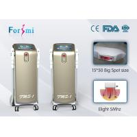Wholesale portable ipl hair removal IPL SHR Elight 3 In 1  FMS-1 ipl shr hair removal machine from china suppliers