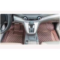 Wholesale Long Life Spend Car Foot Mat Full Set Customized Color PVC Material from china suppliers