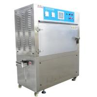 Buy cheap Programmable Rubber Aging UV Weathering Test Chamber , UV Light Testing Equipment from wholesalers