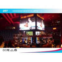 Wholesale P4mm Indoor full color Led Screen With 140 Degree Viewing Angle for convention center from china suppliers