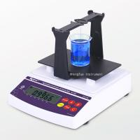 Wholesale Digital Electronic Automatic Liquid Density Meter Ethanol Concentration And Density Tester from china suppliers